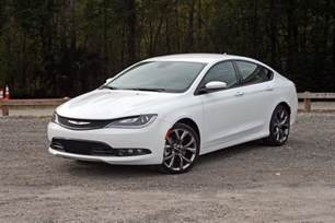 Picture Of Chrysler 200 2015 Chrysler 200 S Driven Picture 577522 Car Review
