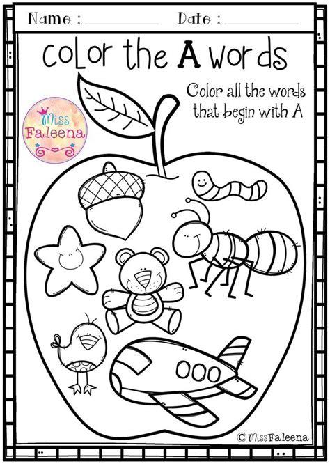 5 Letter Words For Kindergarten 25 b 228 sta preschool alphabet id 233 erna p 229