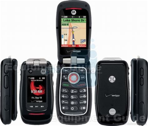 motorola rugged phone verizon readies motorola barrage v860 rugged phone gsmdome