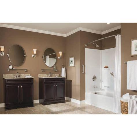 bathrooms banbury moen banbury 26 quot x 23 quot frameless pivoting wall mirror