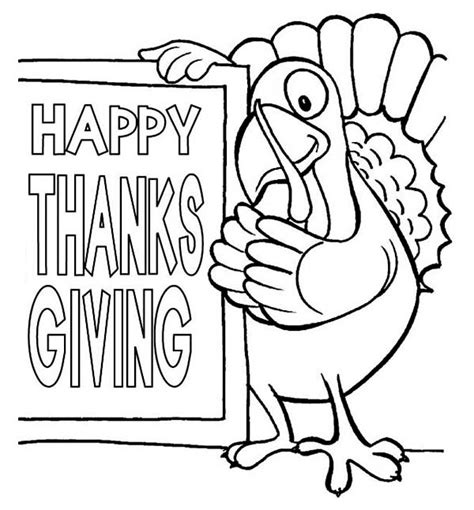 coloring pages thanksgiving day happy thanksgiving coloring pages coloring home