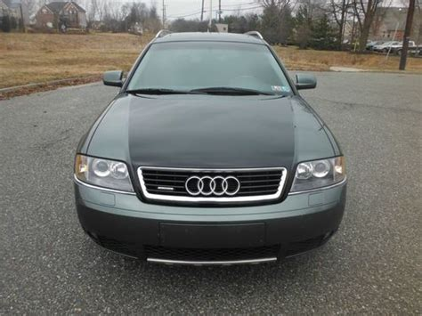 how cars work for dummies 2001 audi allroad seat position control purchase used 2001 audi allroad 1 of a kind in philadelphia pennsylvania united states for us