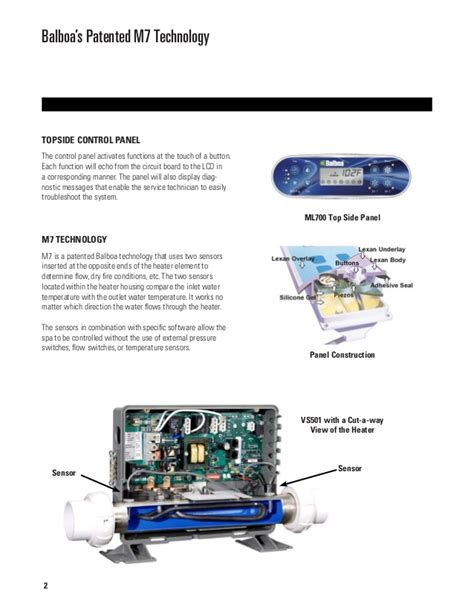 balboa tub wiring diagram balboa circuit board wiring