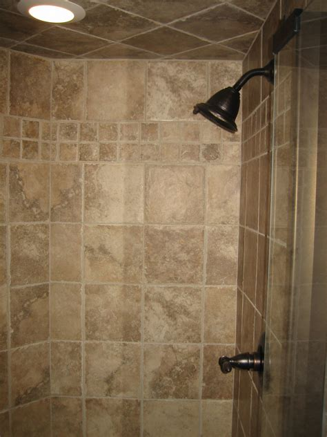 bathroom tile shower designs 30 great pictures and ideas of neutral bathroom tile