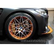 2016 BMW M4 GTS Wheel At The 2015 Tokyo Motor Show
