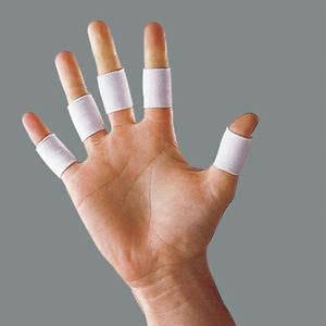 Lp Support Finger Lp 645 200000411 lp 645 finger wrap sports support compression physio