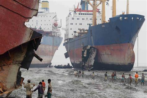 ship draft draft eu ship recycling list leads to more questions than
