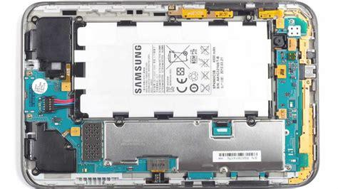 Baterai Pawer Tab P1000 6200mah cracking open samsung galaxy tab 2 7 0