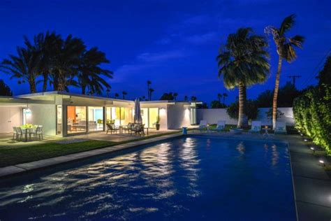 stunning mid century modern swimming pool designs