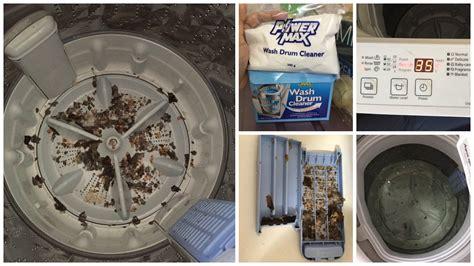 fungsi kapasitor mesin basuh inilah cara mudah cuci mesin basuh agar tahan lebih lama