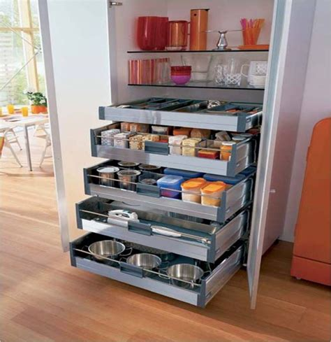 Free Standing Kitchen Storage Cabinets High Quality Kitchen Storage Design