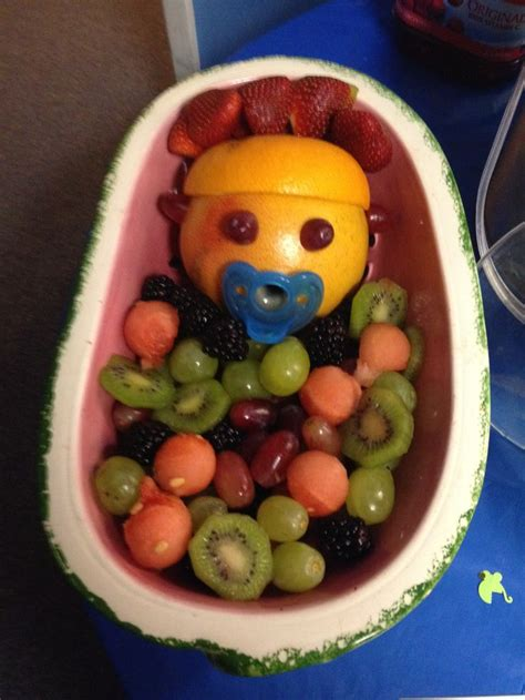 Watermelon Fruit Bowl Baby Shower by Baby Shower Fruit Bowl General