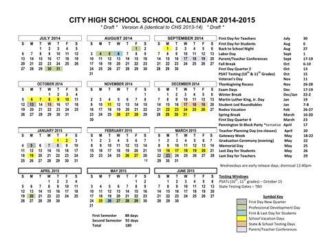 printable school calendar october 2015 cfisd calendar 2015 2016 calendar template 2016