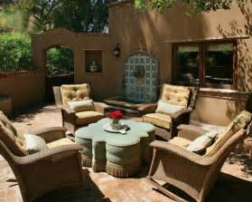Traditional spanish outdoor fountain houzz