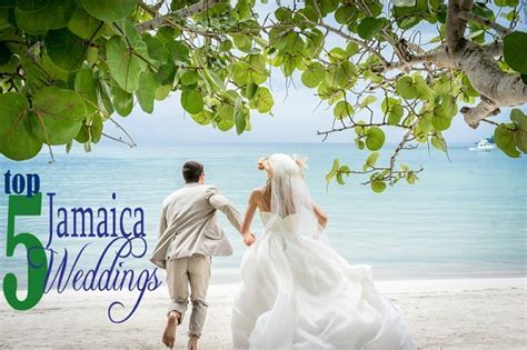 Top 5 Jamaica Weddings   All Inclusive Honeymoon Resort