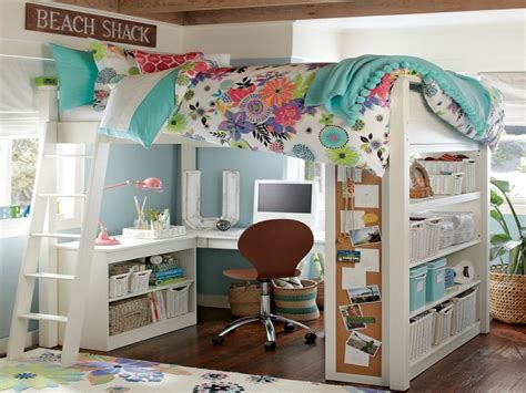 Bunk Bed With Office Underneath Storage Tips For Small Bedrooms Galaxy Room Ideas Room Ideas With Loft