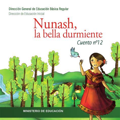 libro joven durmiente y el cuentos n 176 12 quot nunash la bella durmiente quot by maritza sanchez m issuu
