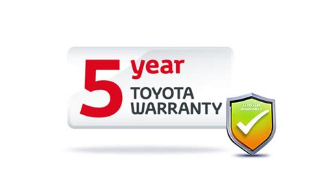 toyota 5 year warranty terms and conditions our cars