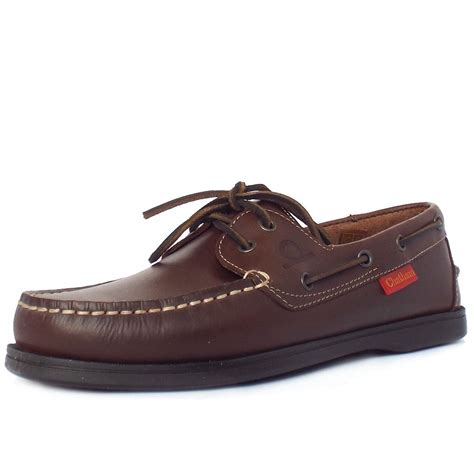 Boat Shoes by Chatham Marine Commodore Brown S Stylish Boat