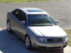 Audi 2004 A4 1 8 Turbo 2004 Audi A4 1 8 Turbo Quattro B6 Car Sales Nsw Sydney