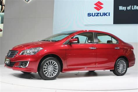 suzuki car models suzuki ciaz car model detailed review of suzuki ciaz model