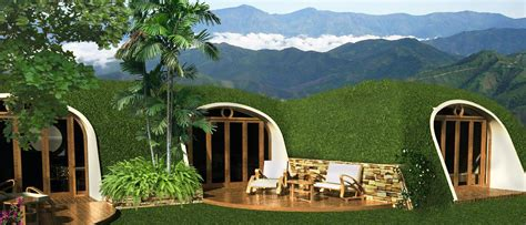 Earth Contact House Plans hobbit house2 jpg