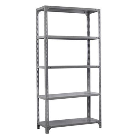 Slotted Rack by Slotted Angle Storage