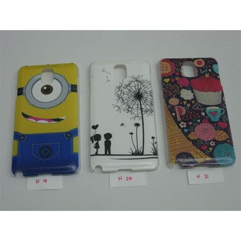 Painting Phone Plastic For Samsung Galaxy Note 3 N27 Termurah painting phone plastic for samsung galaxy note 3 n21 jakartanotebook