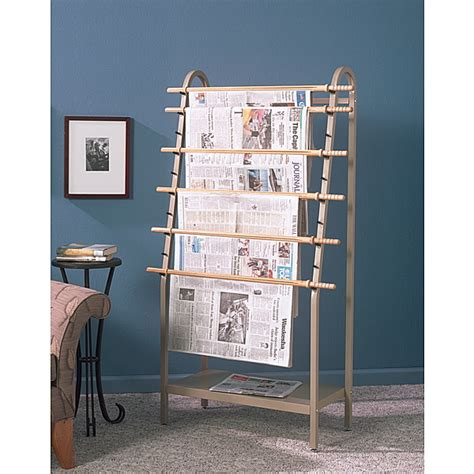 Newspaper Racks For Sale Used by Demco 174 Steel Newspaper Rack Demco