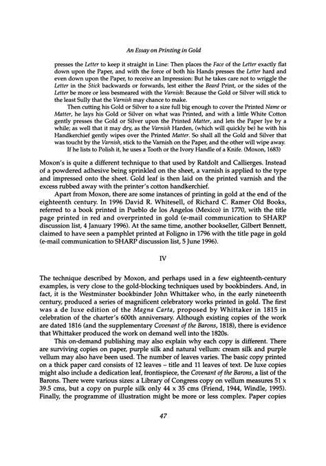 essay format la trobe page 47 no 67 autumn 2001 la trobe journal