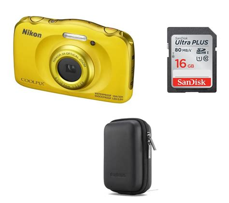 best nikon coolpix compact buy cheap coolpix compare cameras prices for best uk deals