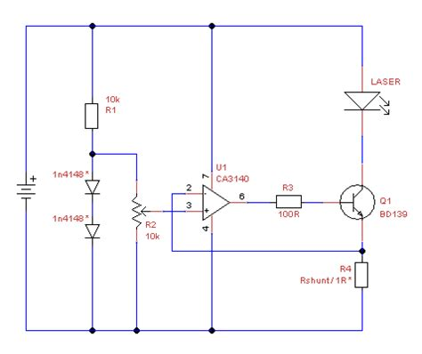 what are series diodes what do the two series connected forward biased diodes do electrical engineering stack exchange
