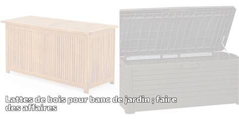 Lattes Bois Pour Banc De Jardin by Lattes De Bois Pour Banc De Jardin Faire Des Affaires