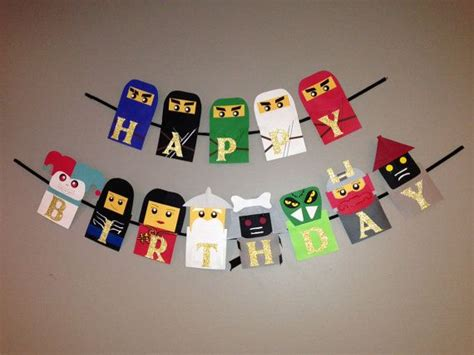Handmade Birthday Banners - discover and save creative ideas