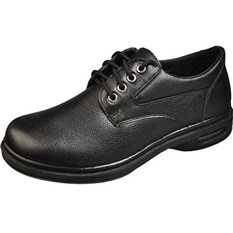 shoes for restaurant work sedagatti s black slip resistant restaurant lace up