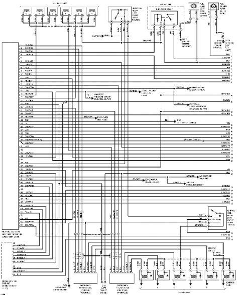manual repair free 1994 volvo 850 security system volvo 960 wiring diagrams