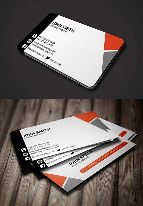 Safefare Chef Card Template German by 36 Modern Business Cards Exles For Inspiration Design