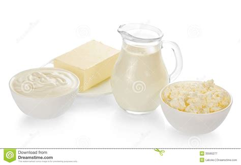 Cottage Cheese From Sour Milk by Milk In A Jug Cottage Cheese Sour And Royalty Free