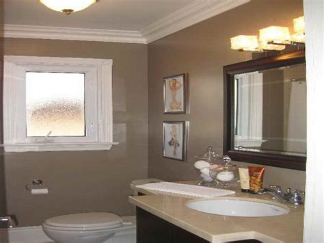 Painting Bathroom Ideas by Indoor Taupe Paint Colors For Interior Bathroom