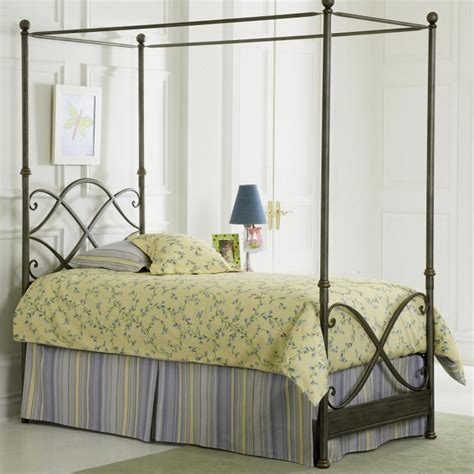 king and queen bedroom decor bedroom black iron kids canopy bed with yellow floral