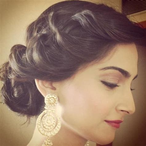 wedding hairstyles for 40 year olds best 25 indian bridal hairstyles ideas on pinterest