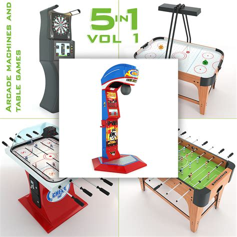 Sound Effects Machine Total Rate 0 Of 5 Reviews 0 Cartoo 3d arcade machines table