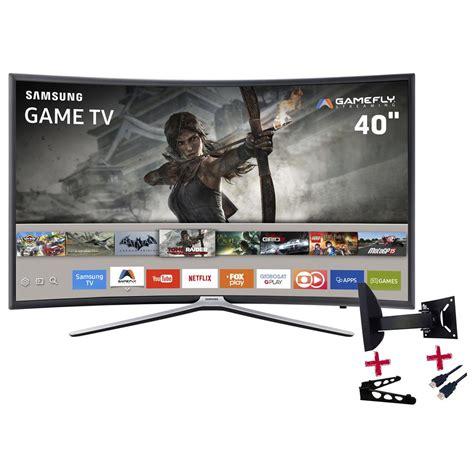Tv Led Samsung Hd 40 Quot smart tv led 40 quot hd curva samsung 40k6500 suporte