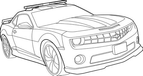chevrolet coloring pages    print