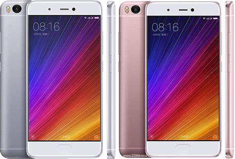 Hp Xiaomi Gsmarena xiaomi mi 5s pictures official photos