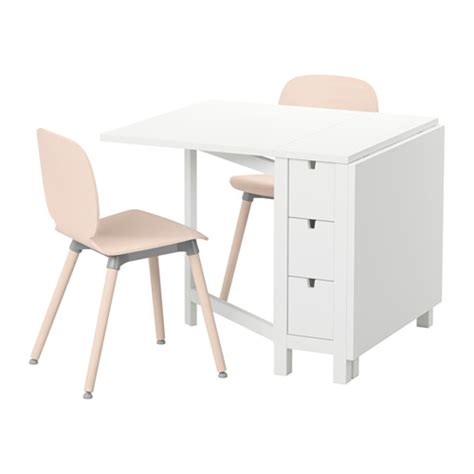 College Bedroom Ideas norden svenbertil table and 2 chairs ikea
