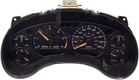 auto manual repair 2001 chevrolet blazer instrument cluster 2005 02 chevy blazer s10 2004 01 gmc jimmy sonoma 2001 olds bravada instrument cluster repair