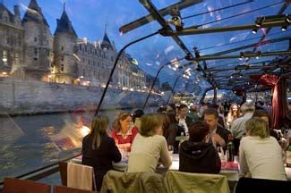 york boat trips with lunch paris dinner cruises