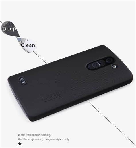 Nillkin Screen Protector L Bello D335 nillkin frosted shield matte cover for lg l