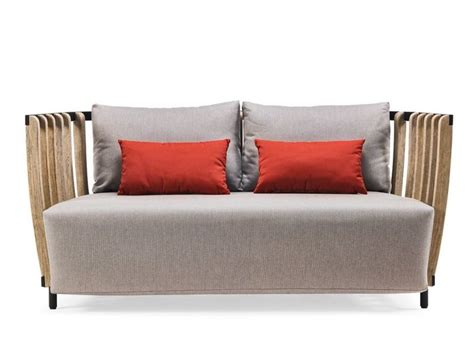 swing sofa swing 2 seater sofa by ethimo design patrick norguet